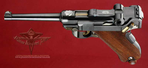 1900 American Eagle Luger