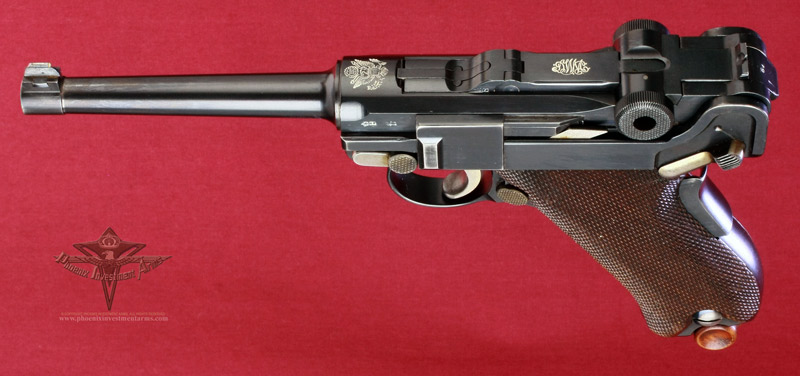 1906 American Eagle 9mm Luger